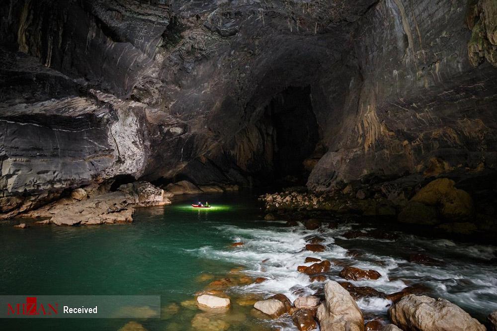 غار رودخانهای