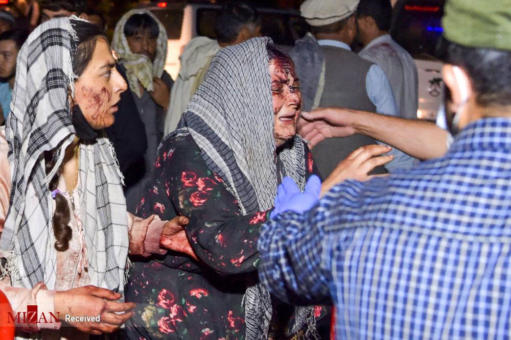 انفجار تروریستی فرودگاه کابل
