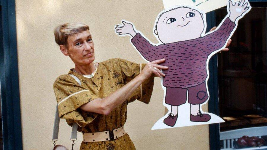 تصویرگر سوئدی و خالق الفی اتکینز در ۷۹ سالگی درگذشت