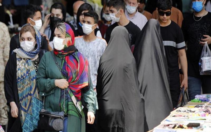 وزیر بهداشت ایران خواستار اعمال محدودیت توسط ارتش شد