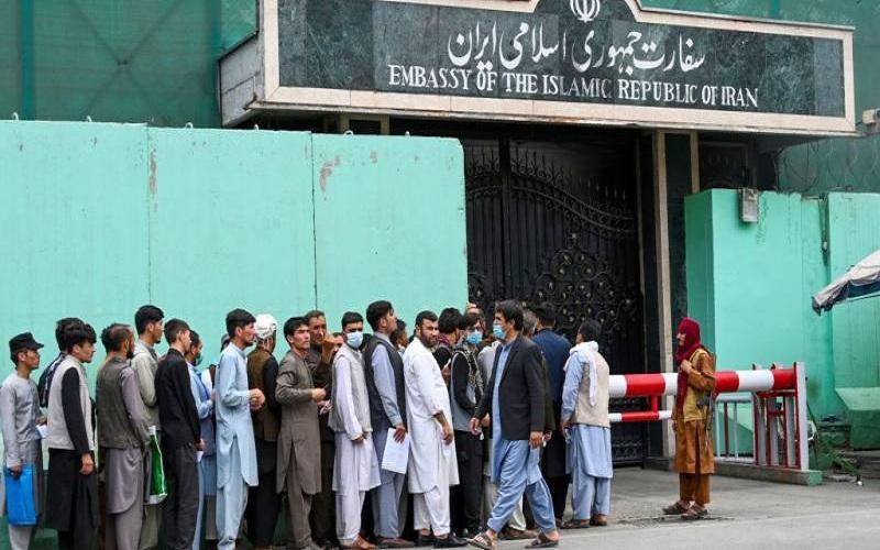 میدلایستمانیتور: سفارت ایران در افغانستان فعال است