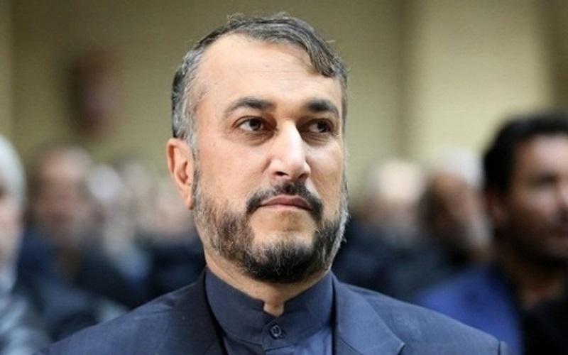 تبریک وزیر امور خارجه ارمنستان به امیر عبدالهیان