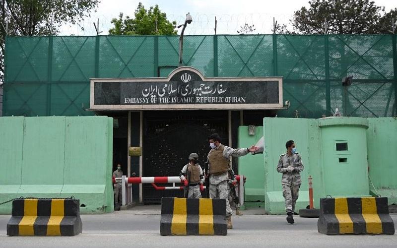 هشدار خروج سفارت ایران به اتباع در افغانستان