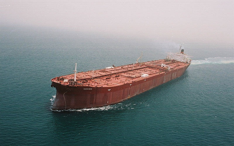 اوراسیاریویو: نفتکش سنگاپور به طور ایمن در جنوب ایران پهلو گرفت