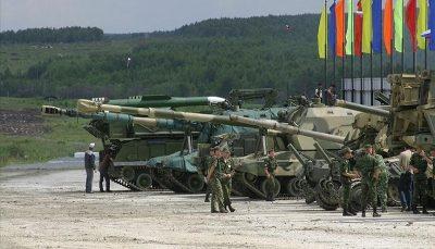 رزمایش مشترک نظامی چین و روسیه