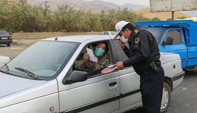 آخرین وضعیت اجرای محدودیتهای ترافیکی کرونا و منع تردد شبانه