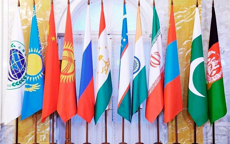 آغاز اجلاس سران سازمان همکاری شانگهای با حضور ایران