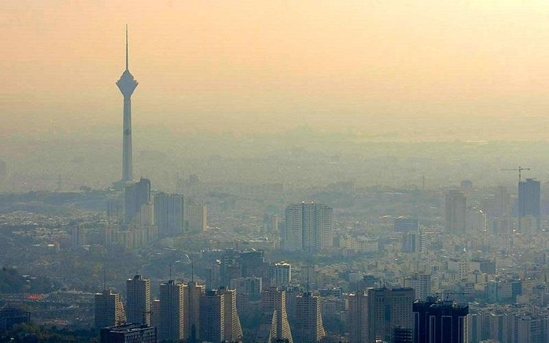 کیفیت هوای پایتخت خطرناک شد