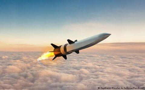 آمریکا با موفقیت یک موشک مافوق صوت ریتیون را آزمایش کرد