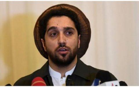 احمد مسعود مردم افغانستان را به قیام ملی علیه طالبان فراخواند