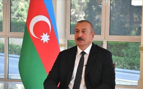 ادعای رئیسجمهور آذربایجان علیه ایران