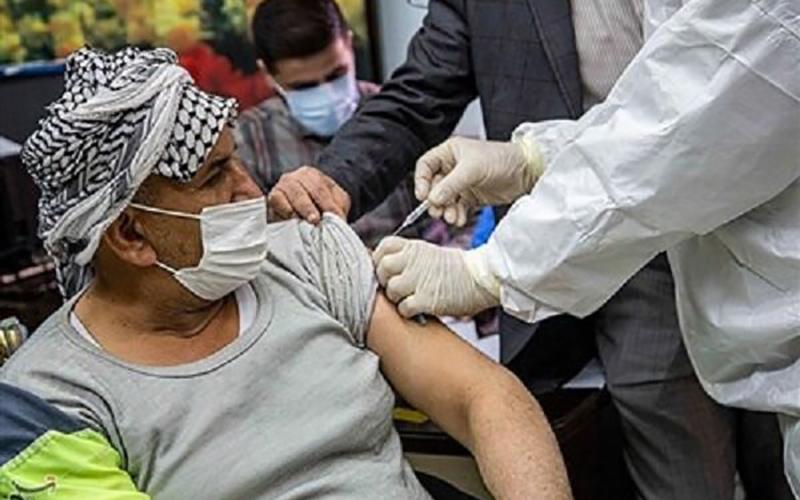 استانهای صدرنشین در واکسیناسیون