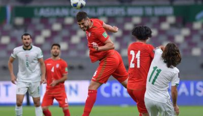 اظهارات بازیکنان تیم ملی فوتبال عراق بعد از باخت برابر ایران