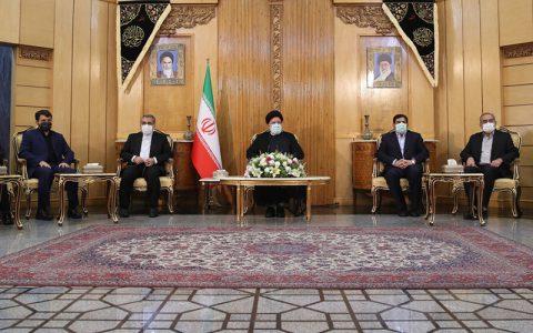 اظهارات رئیسی قبل از سفر به تاجیکستان