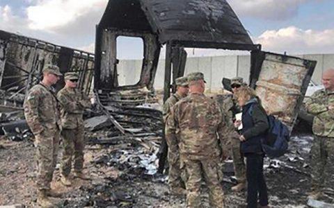 افشاگری یک مقام رسمی آمریکا از آمار واقعی تلفات حمله موشکی ایران به عینالاسد
