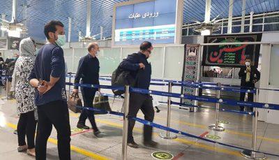انتقال هوایی زائرین به عراق از طریق۱۴فرودگاه کشور