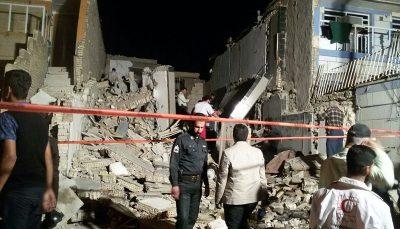 انفجار گاز در شادگان خوزستان