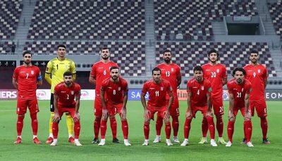 بازگشت ایران به صدر آسیا و رتبه 22 رنکینگ فیفا