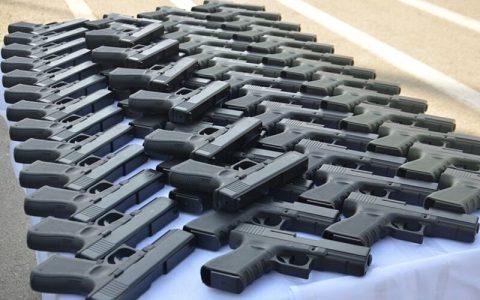 باند قاچاق سلاح در کرمانشاه منهدم شد