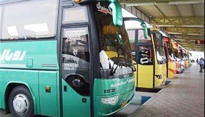 برنامهریزی برای بازگشت زائران با ۲۵۰۰ اتوبوس