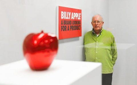 «بیلی اپل» درگذشت