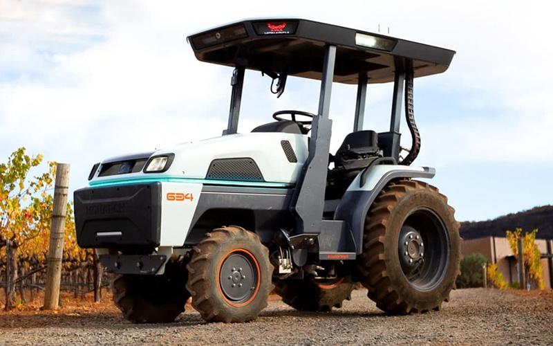 تراکتور مونارک؛ تعریفی متفاوت از فناوری در صنعت کشاورزی!