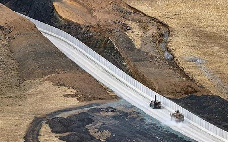 ترکیه تدابیر امنیتی را در مرز با ایران تشدید کرد