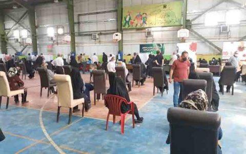 تعداد پایگاههای شبانهروزی واکسیناسیون تهران افزایش یافت