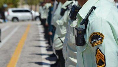 تماس با پلیس در قم به شیوه هالیوود