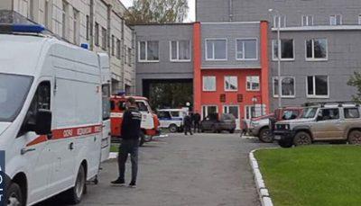 تیراندازی در «پرم» روسیه؛ هشت نفر جان باختند