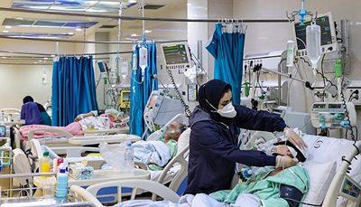 جانباختن 515 بیمار کووید 19 در شبانه روز گذشته