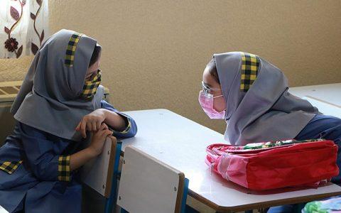 حضور دانشآموزان در مدارس