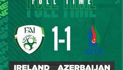 حضور ۹۰ دقیقه ای مدافع ایرانی برابر ایرلند در مقدماتی جام جهانی