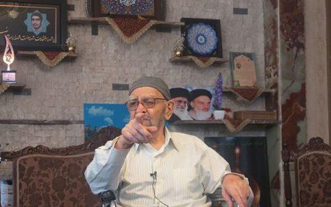 حیدر رحیمپور ازغدی درگذشت