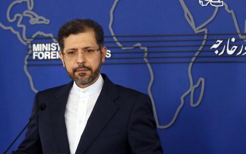 خطیبزاده: مذاکرات وین در هفتههای آتی از سرگرفته خواهد شد