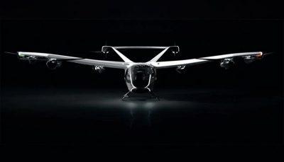 خودروی الکتریکی پرنده ایرباس