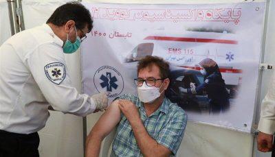 درخواست ستاد کرونای تهران از مردم برای کمک به واکسیناسیون