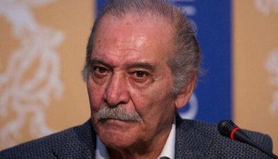 درگذشت سیامک اطلسی، بازیگر، به علت کرونا