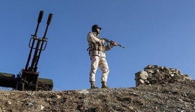 درگیری مسلحانه در مرز کردستان