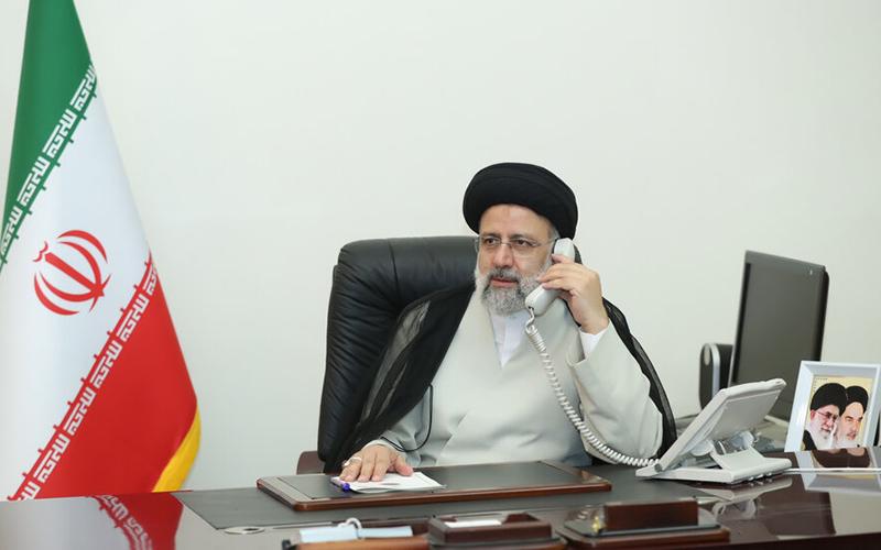 رئیسی: نتیجه مذاکره باید لغو تحریمها علیه ایران باشد