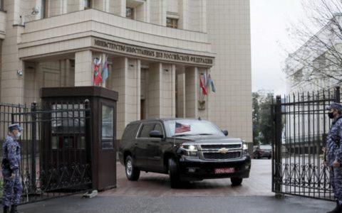 روسیه، سفیر آمریکا را احضار کرد