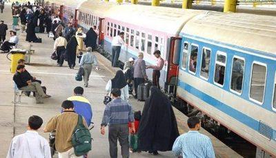 زائران اربعین با قطار فوقالعاده رایگان جابهجا میشوند