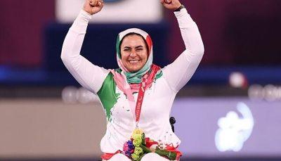 زهرا نعمتی در فدراسیون جهانی پست گرفت