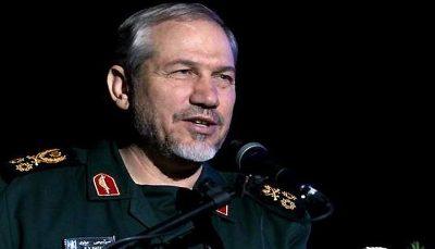 سردار صفوی: آمریکایی ها مجبور به فرار از سوریه، خلیج فارس و غرب آسیا هستند