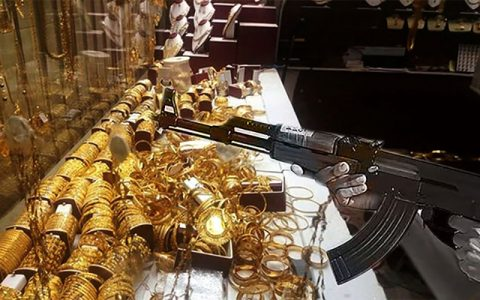 سرقت مسلحانه از یک طلافروشی در تهرانپارس ناکام ماند