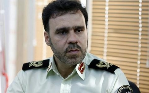 تقدیر وتشکر مشاور فرمانده ناجا از دادستان کل