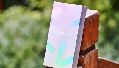 شیائومی سیوی بدون شارژر در جعبه عرضه میشود