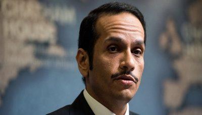 نخستین سفر وزیر خارجه قطر به تهران