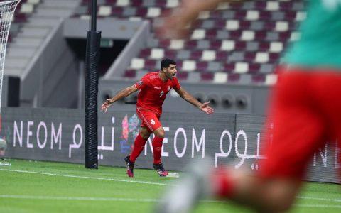 طارمی بهترین بازیکن دیدار ایران و عراق شد