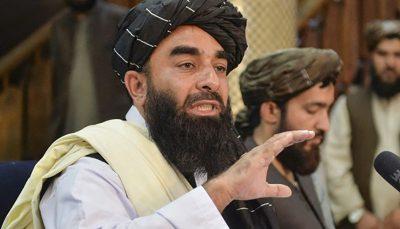 طالبان: با ایران مشکلی نداریم، خواستار توسعه روابط هستیم